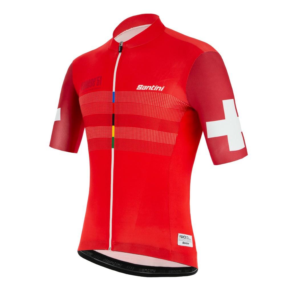🔥全新公司貨🔥Santini 1951年庫柏勒紀念短袖車衣 UCI 系列 高透氣/高彈性/低風阻/抗UV 新品上架