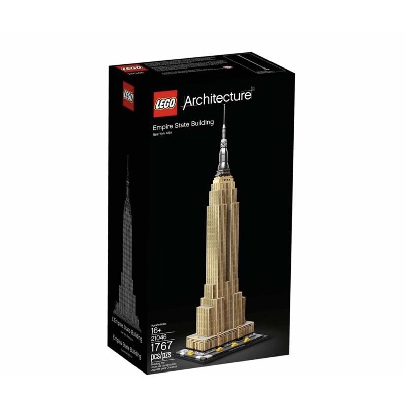 LEGO(21046)帝國大廈