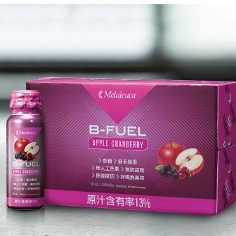 美樂家 - B群補給飲(蘋果蔓越莓口味) - 10瓶