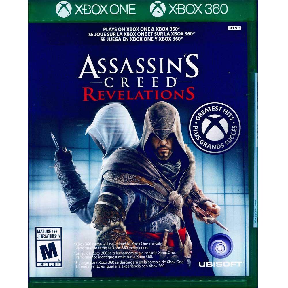XBOX ONE / XBOX360 刺客教條 啟示錄 英文美版 Assassin's Creed【一起玩】(現貨全新)