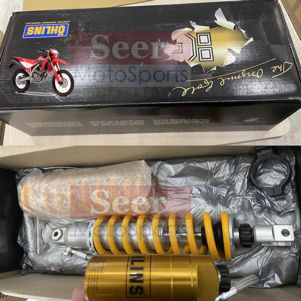 [Seer] Ohlins Honda CRF300L Rally CRF250L CRF300 後避震器 現貨