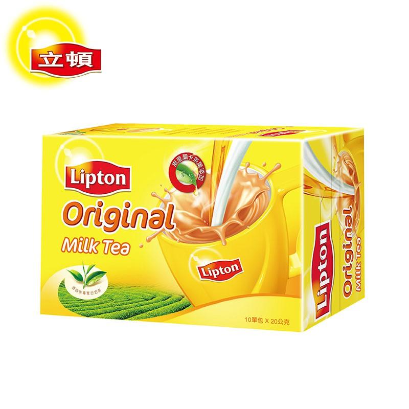 立頓 奶茶粉原味盒裝 20gX10入/盒