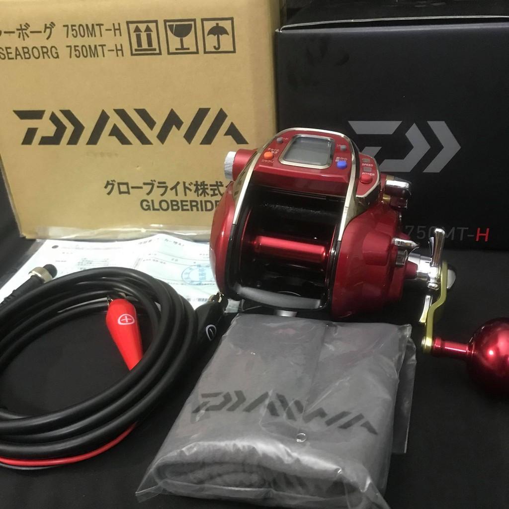 ◎新漁友釣具◎免運 DAIWA 電動捲線器 SEABORG 75MT-H 電捲 船釣 紅怪 高速版