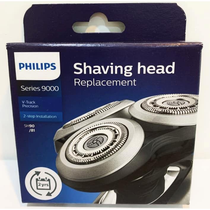 🔥免運🔥 🈶️現貨 荷蘭製 Philips 飛利浦 刮鬍刀 刀頭  SH90 SH70 3顆