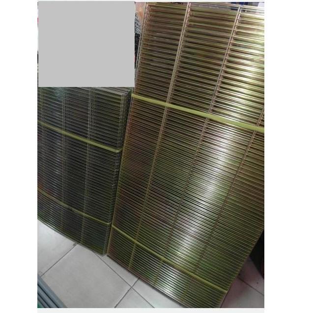 雞籠片 鍍鋅鐵網片 圍籬鐵片 3尺*1.5尺 5分洞 20片