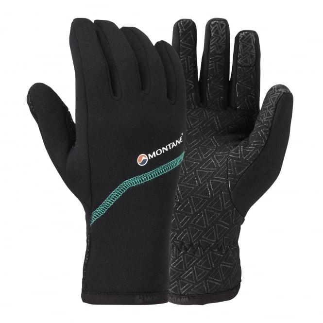 飛岳戶外-Montane Power Stretch® Pro女用彈性保暖手套 PS