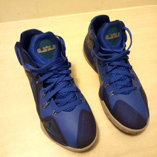 NIKE籃球鞋AMBASSADOR VII 705269-404