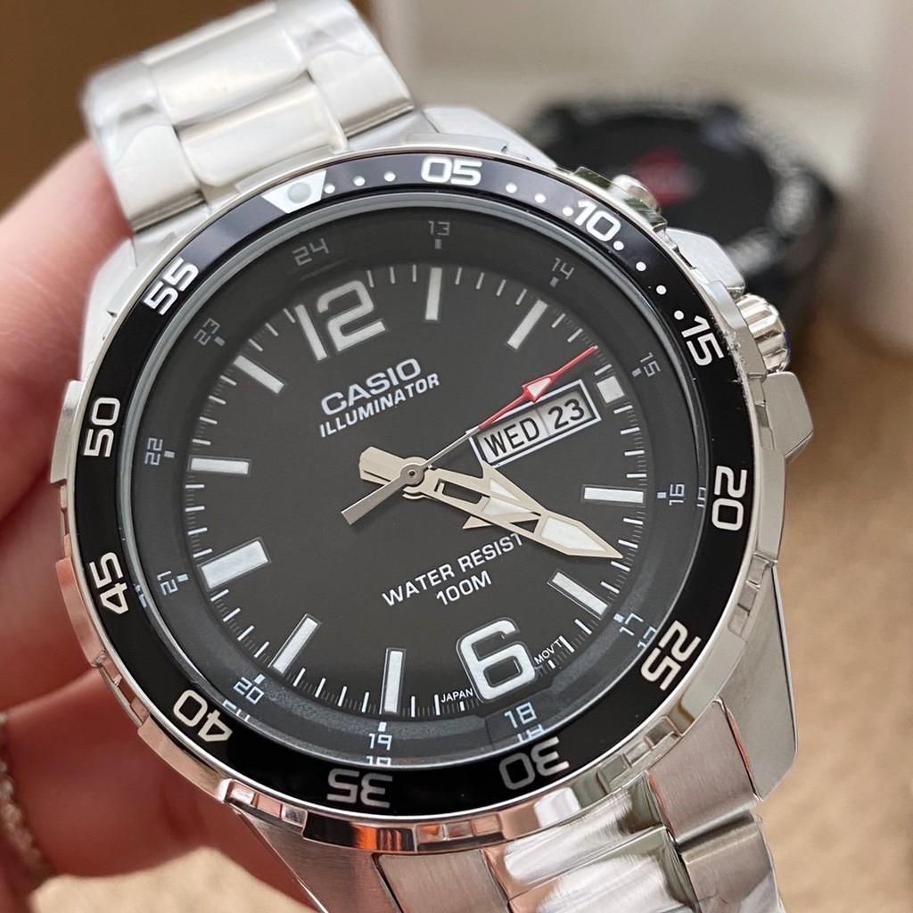 卡西歐MTD-1079D系列石英腕錶