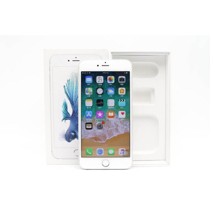 APPLE IPHONE 6S Plus 64G 64GB 銀 5.5吋 二手手機 #33770