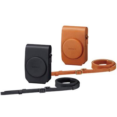 SONY LCS-RXG相機包【喬翊數位】RX100真皮相機包