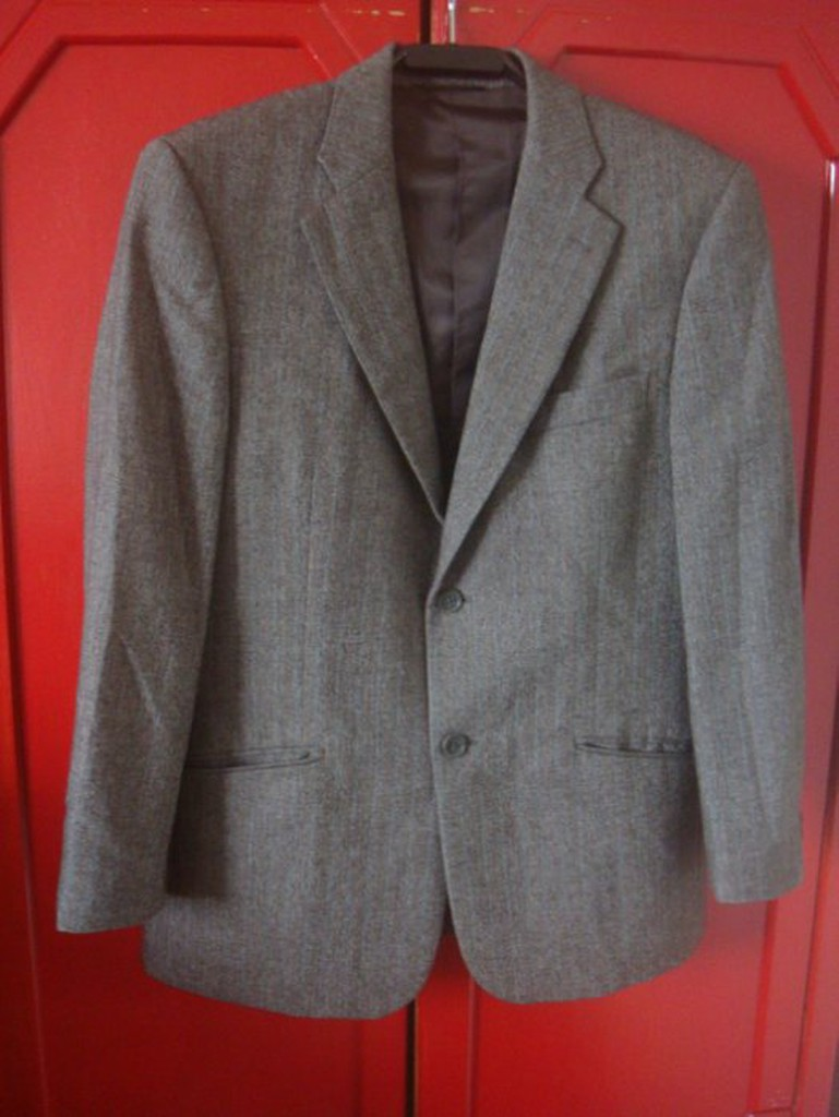BANANA REPUBLIC 香蕉共和國 西裝外套 男装 羊毛 保暖 40R 土耳其製