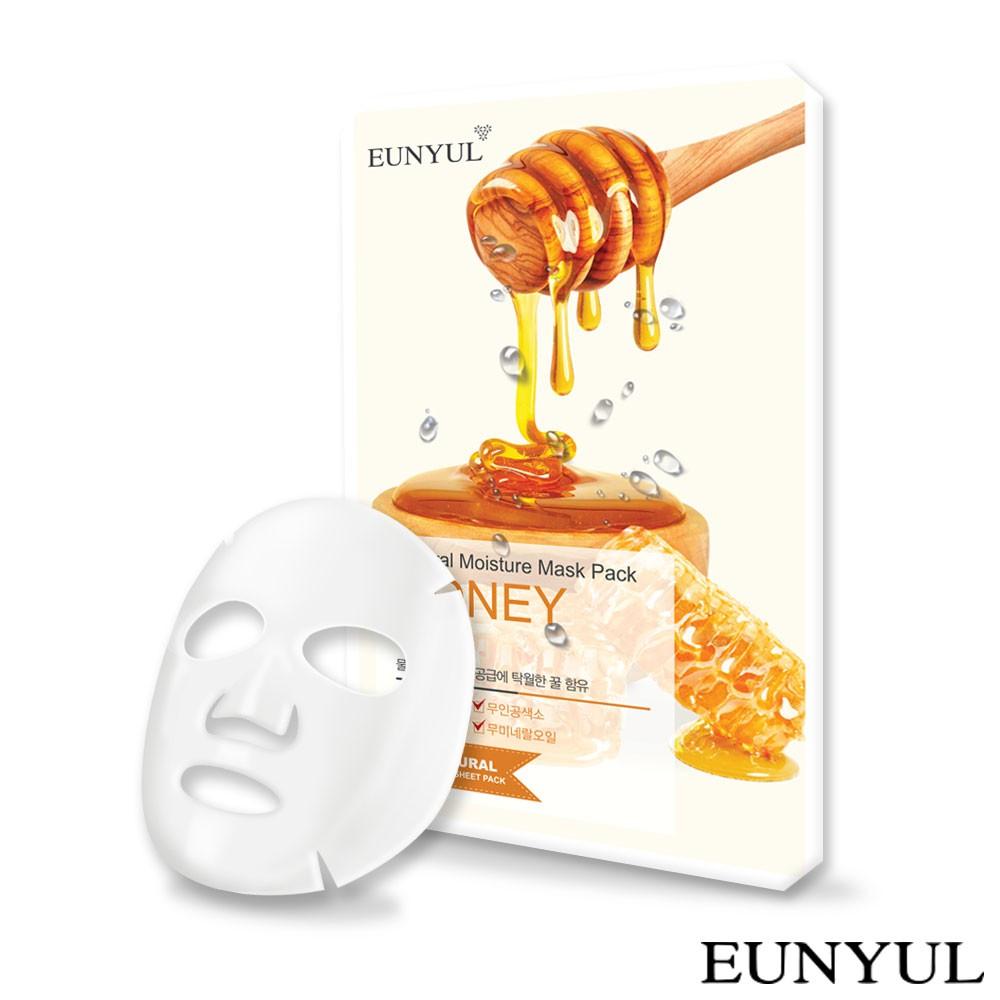 韓國 EUNYUL 自然蜂蜜面膜 22ml【isLeaf】