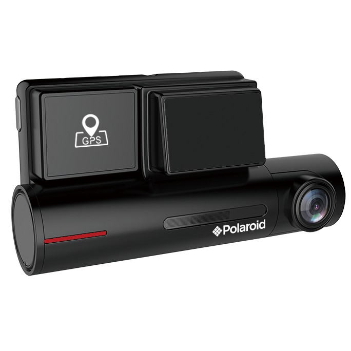 Polaroid DS308WGS+RC300前後雙錄星光+WIFI+測速行車紀錄器