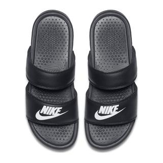 Nike Wmns Benassi耐克忍者雙綁帶權志龍情侶拖鞋 819717-010-100 高雄市