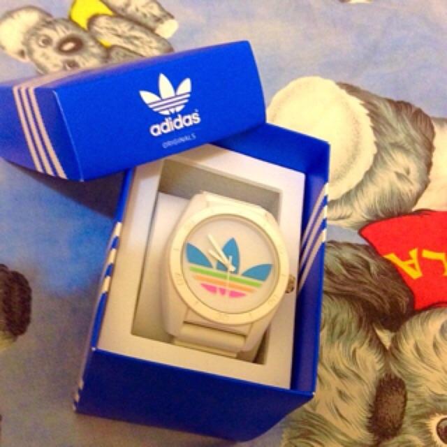 (免運)Adidas 手錶