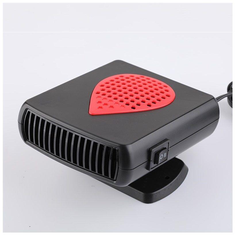 台灣 {現貨}電暖氣燃氣取暖器車用 車載暖風機usb充電式車內空調冷暖風機