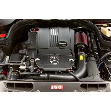 W204 C250、C200 高流量進氣系統