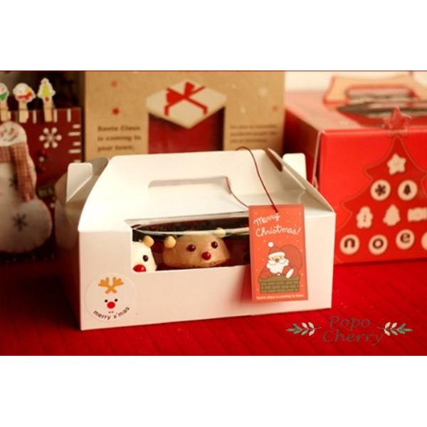 10入 4格 6格 杯子蛋糕盒 西點盒 點心盒 手提 馬芬盒 紙盒 烘焙 布丁盒 蛋塔盒 餅乾盒 月餅盒 蛋黃酥包裝盒