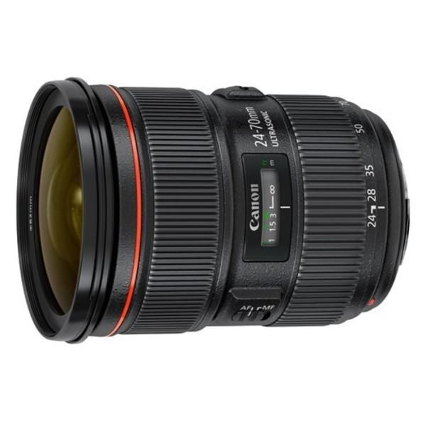二手 Canon EF 24-70mm f/2.8L II USM 第二代專業標準變焦 鏡頭