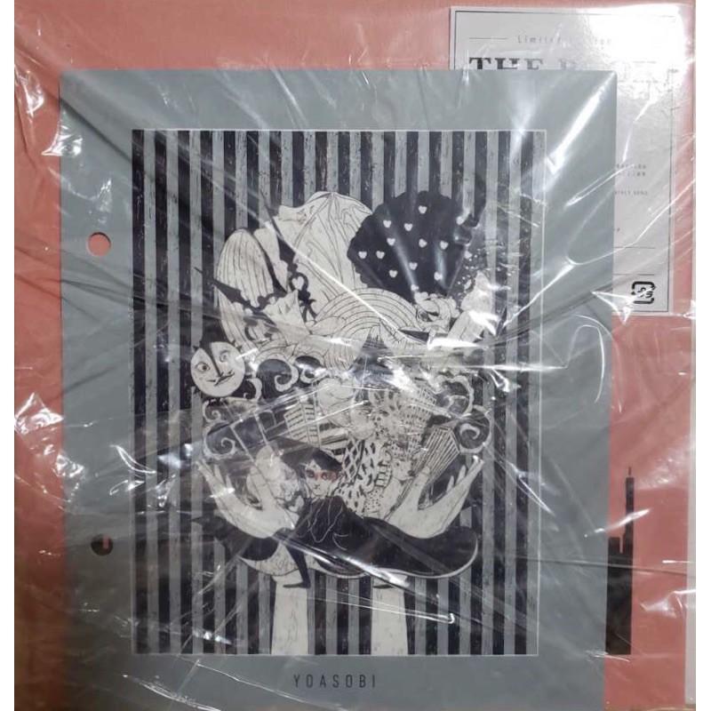 YOASOBI THE BOOK CD 全新未拆 含amazon特典