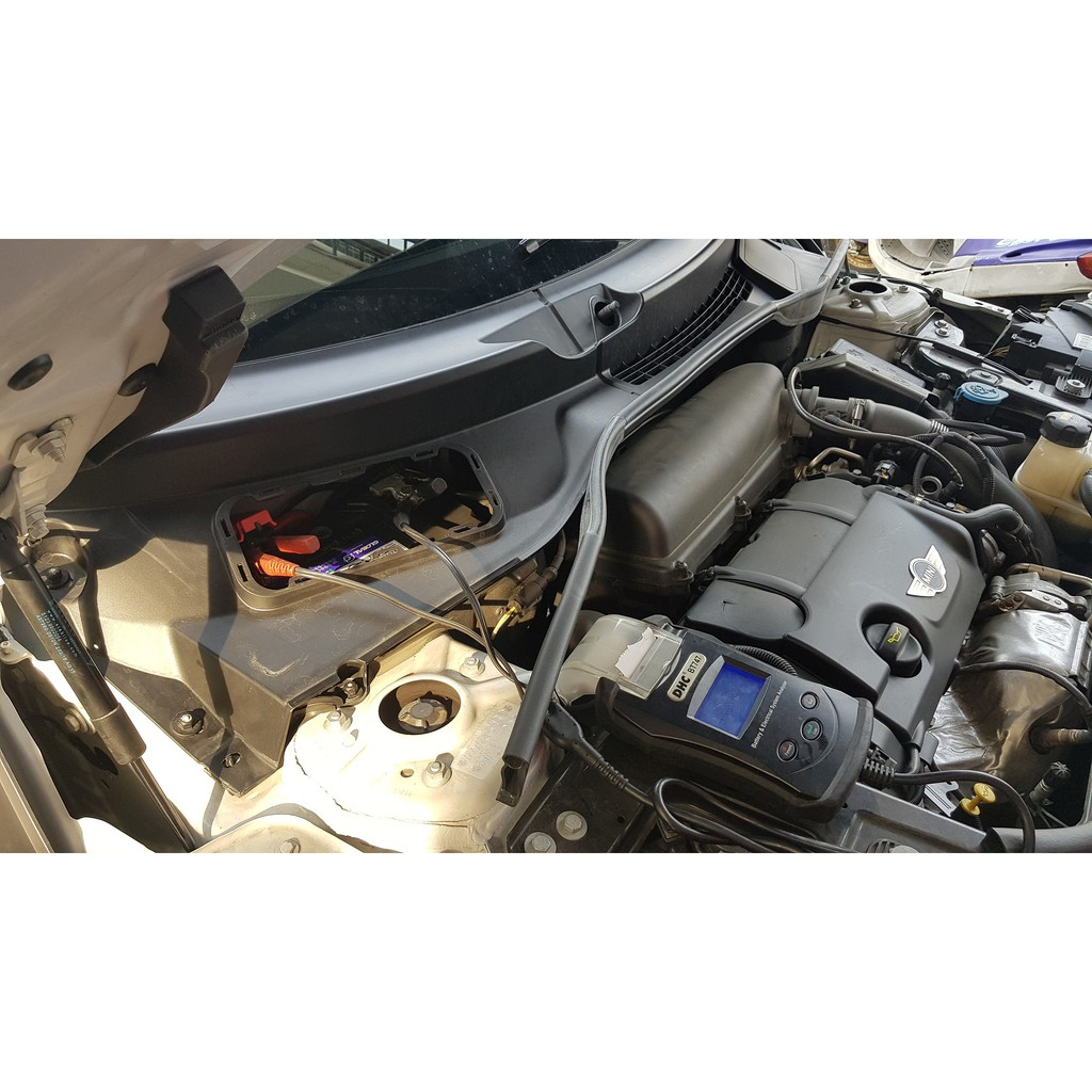 MINI COOPER 電池更換 EFB L2 起停系統 神秘電池位置 EXIDE BMW
