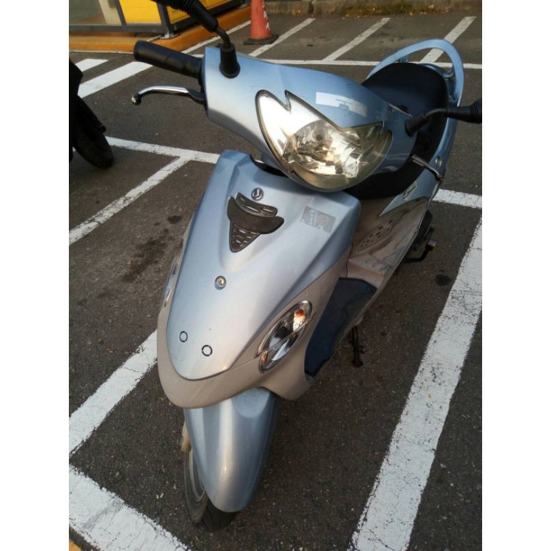[高雄自售]二手機車 SYM 三陽 風100 (2009年) 100cc 車況好省油好騎 中古車
