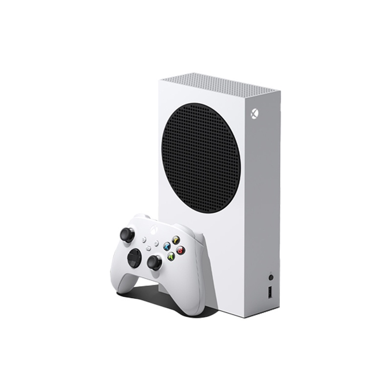 現貨微軟Xbox Series X家用遊戲機XSX主機黑盒子xboxseri。