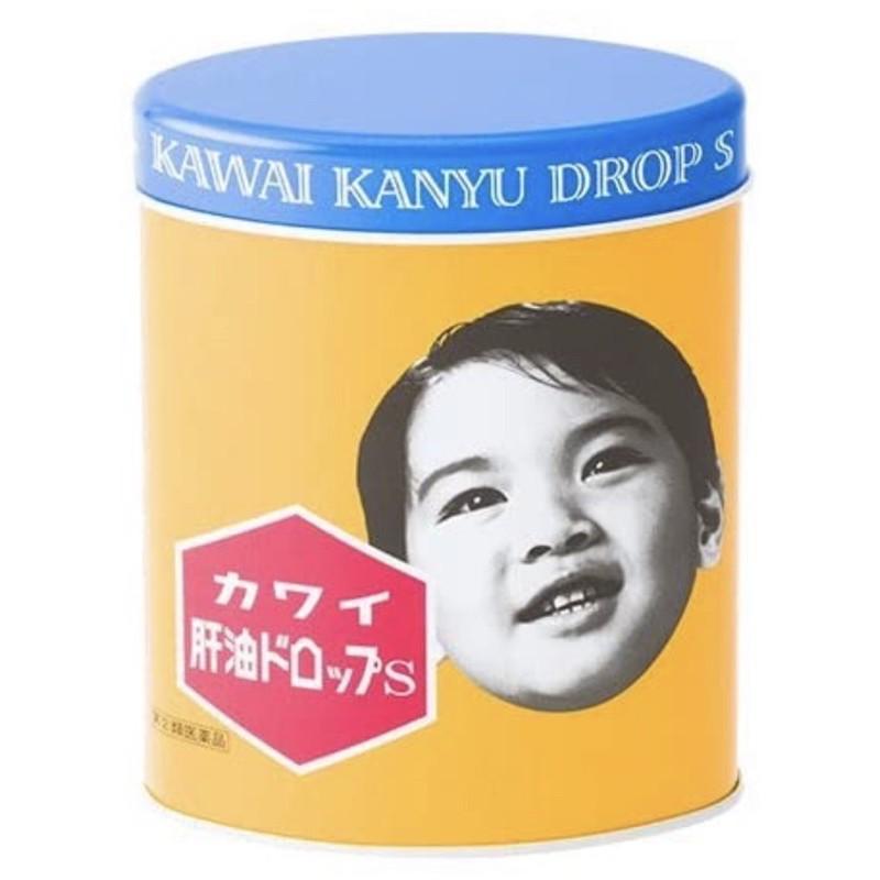 日本境內 康喜健鈣 兒童魚肝油 300粒-預購