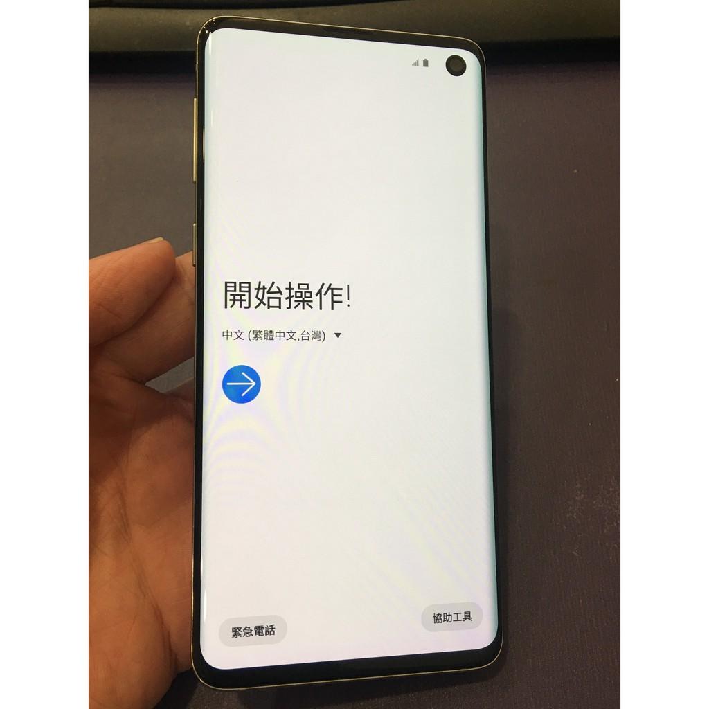 G973 SAMSUNG Galaxy S10 G973FD 二手 中古