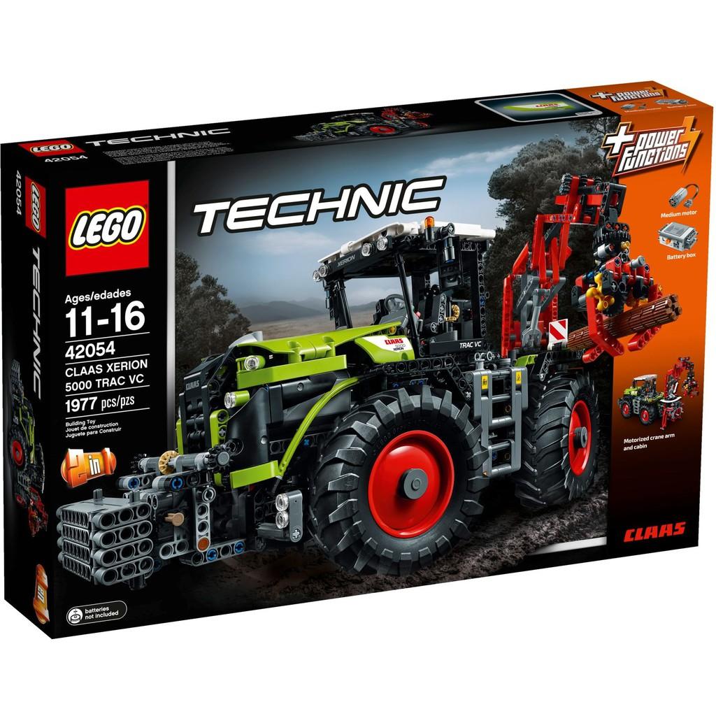 "||高雄 宅媽|樂高 積木|| LEGO""42054""claas xerion5000 trac vc 拖拉機"
