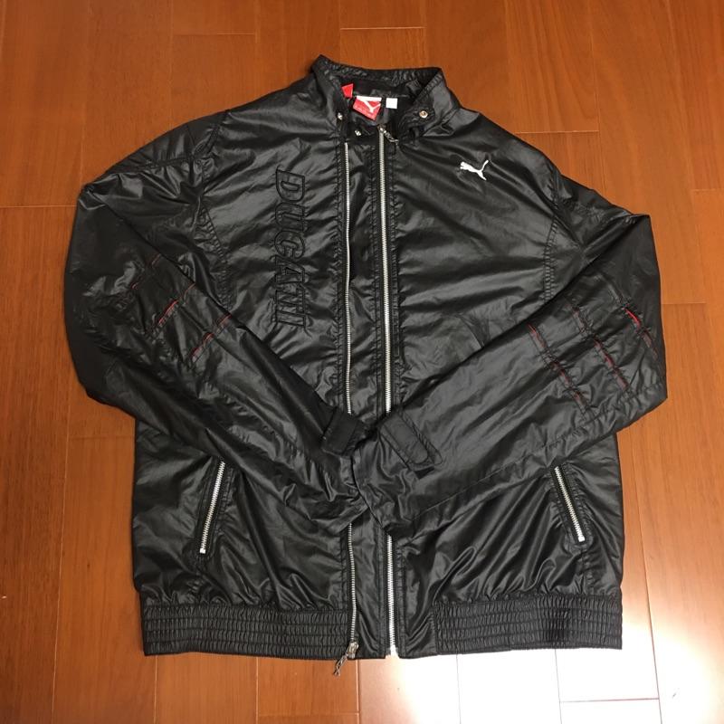 (Size XXL) Puma X Ducati 超帥百搭防風立領外套
