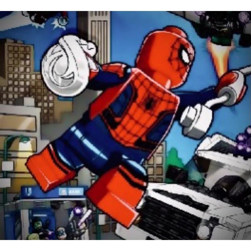 LEGO 76082 電影版 蜘蛛人 (76083 76130)
