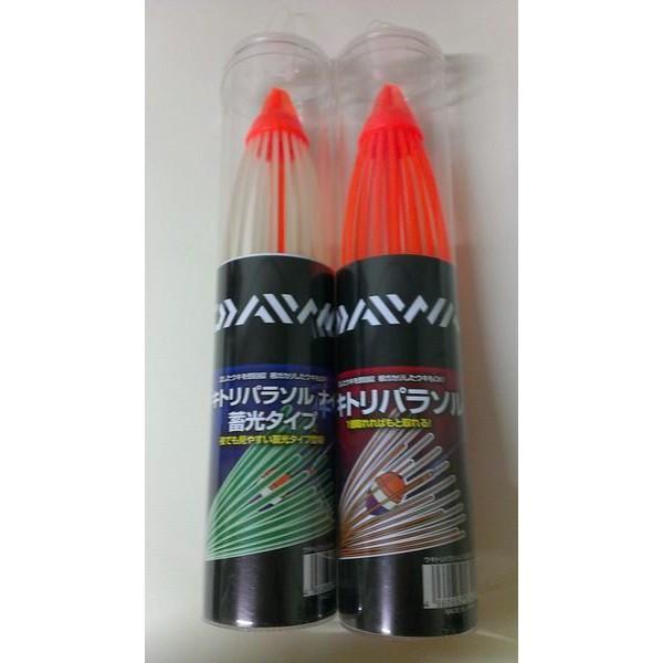 《嘉嘉釣具》DAIWA 阿波回收器 降落傘 螢光 / 夜光 2款