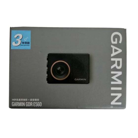 ★隨便賣★ 特價售完為止 GARMIN GDR E560 高畫質語音聲控行車記錄器