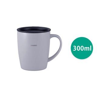 HARIO 史迪克不鏽鋼保溫馬克杯–灰色 300ml/SMF-300-GR 臺北市