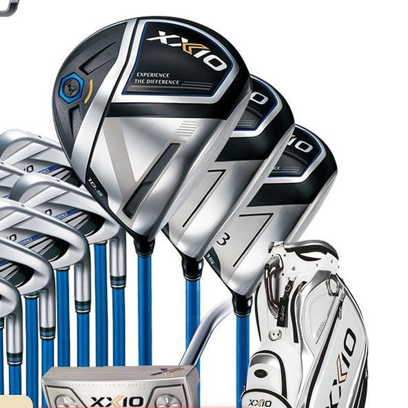 XXIO XX10高爾夫球桿MP1100系列套桿男士桿全套2020新款日本進口  東恆高爾夫