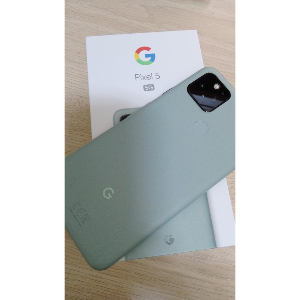 Pixel 5 128G 綠