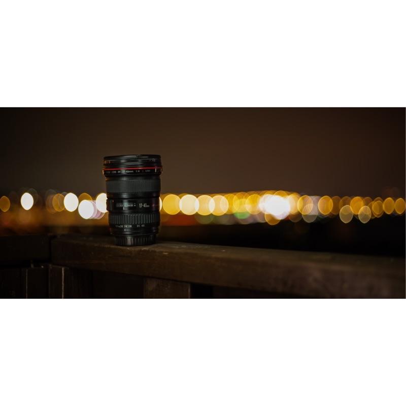 (二手公司貨) 最後一降 鏡頭 Canon EF 17-40 f4L 紅圈鏡 超廣角 廣角鏡 二手良品 本人使用中