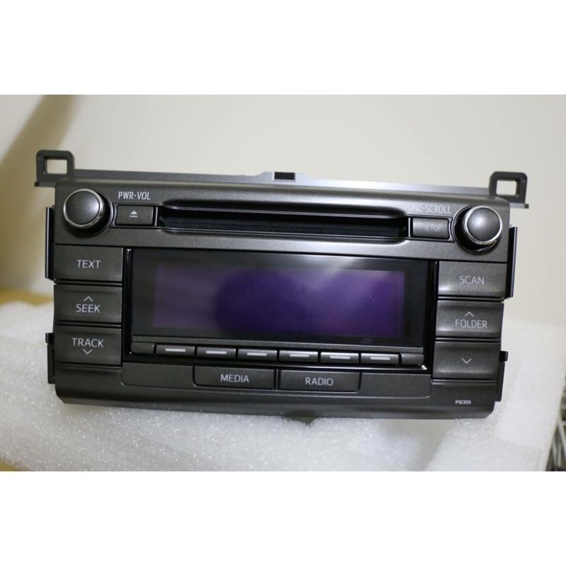 TOYOTA全新原廠RAV4 AVN 3合一影音主機carmax車美仕公司出品