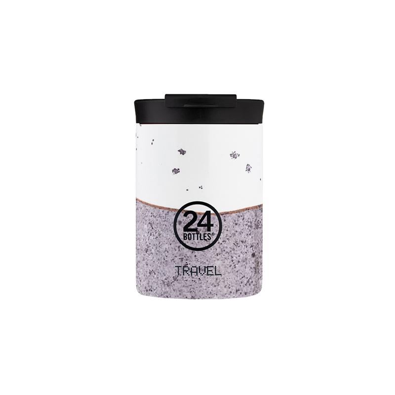【24Bottles 城市水瓶】保溫隨行杯 350ml/夜輝