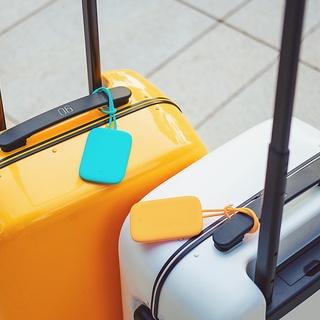 現貨旅行用品旅行配件行李吊牌90分旅行出差登機牌行李箱創意硅膠行李牌掛牌吊牌托運牌旅游用品