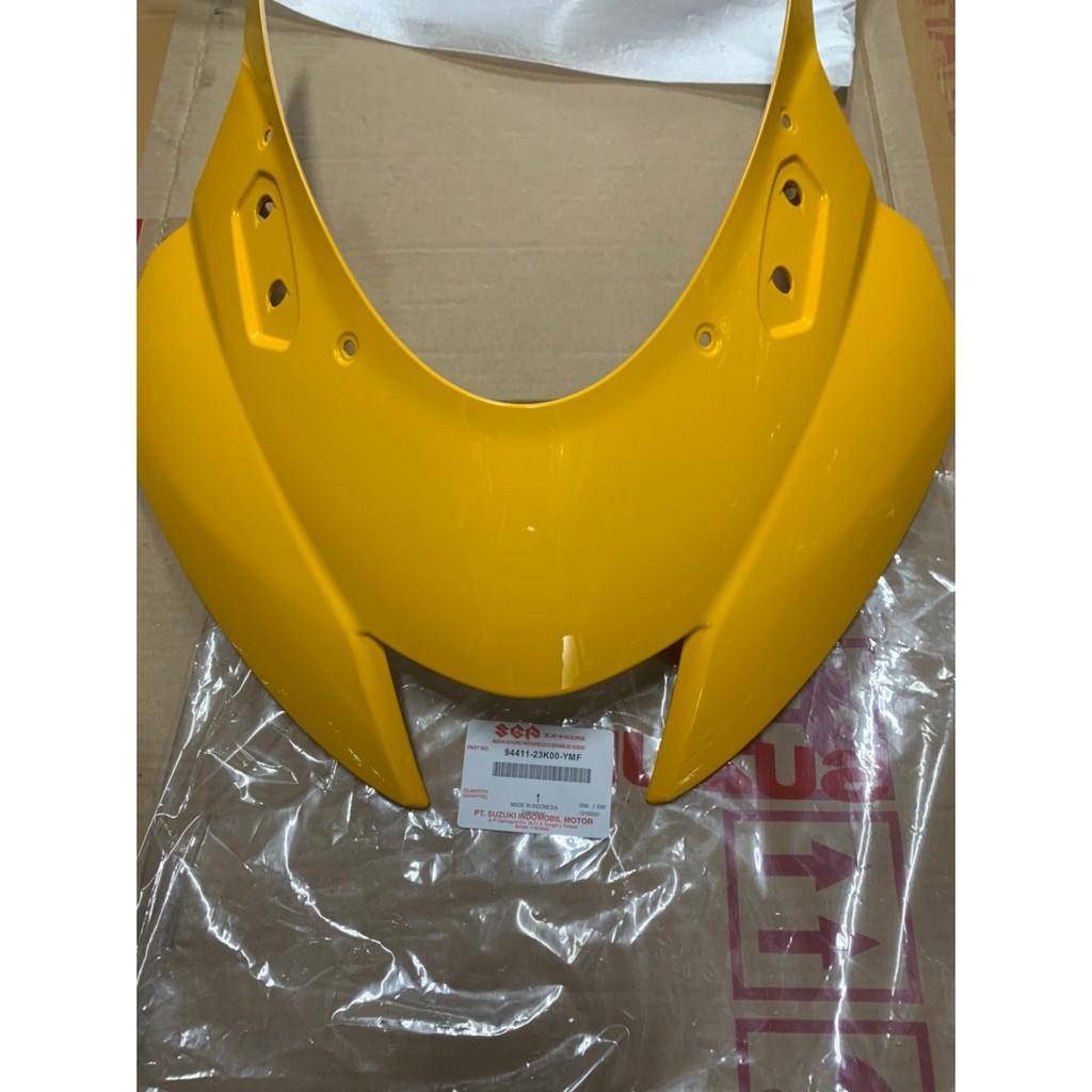 GSX R150 小阿魯 大燈上蓋 大燈罩 頭罩 面罩 導流罩 整流罩 車殼 94411-23K00-YMF