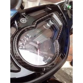 阿欽賣場 三代勁戰卡夢儀表板8字樣式  熱壓品 品質保證 密合度一敗 如圖