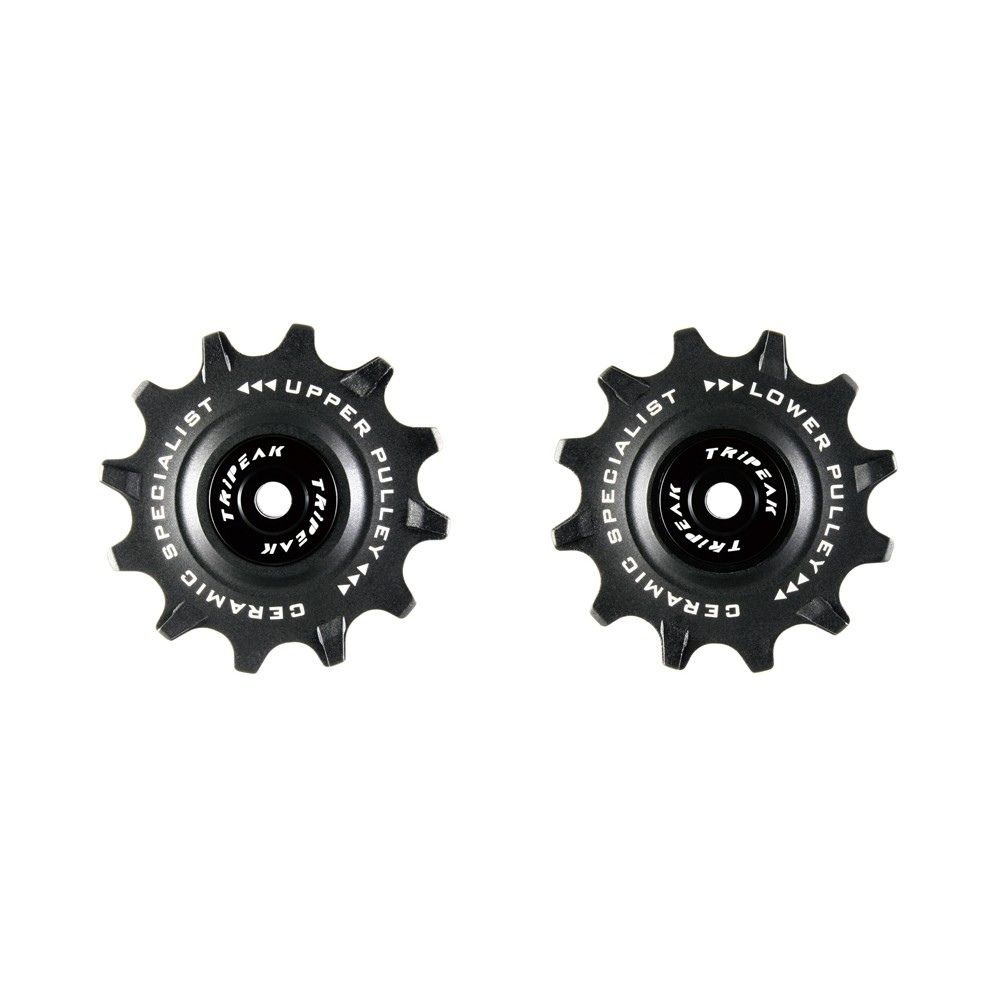 tripeak 一馬 12T陶瓷培林導輪 FOR SHIMANO-崇越單車