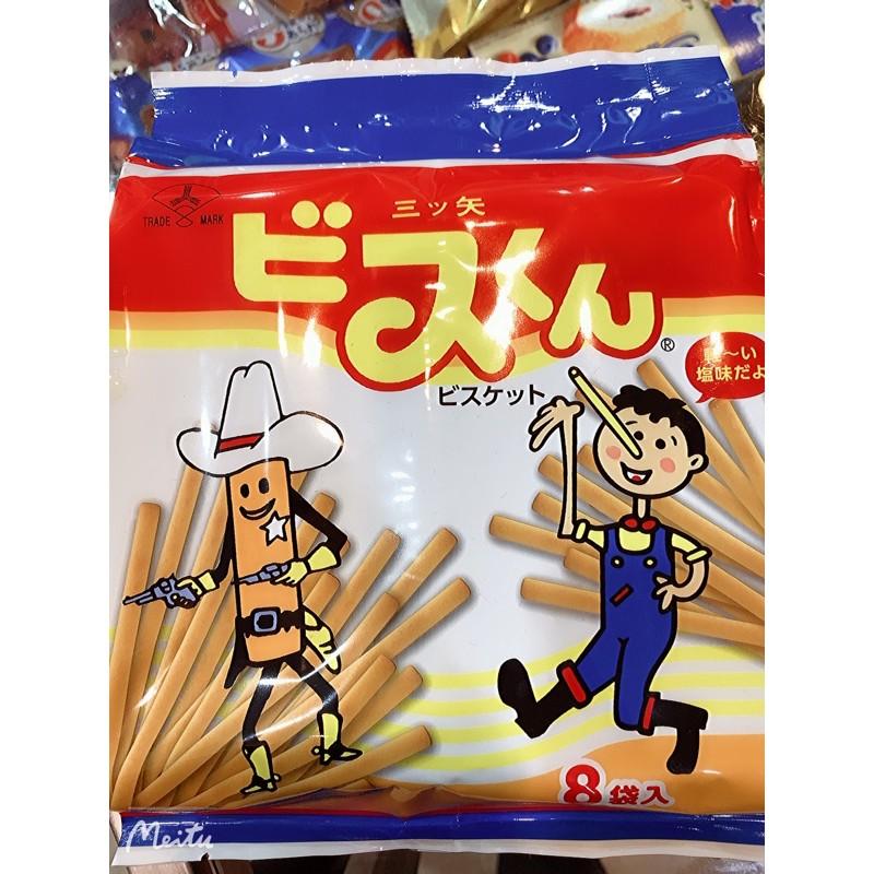 日本🇯🇵棒棒餅香酥棒8袋