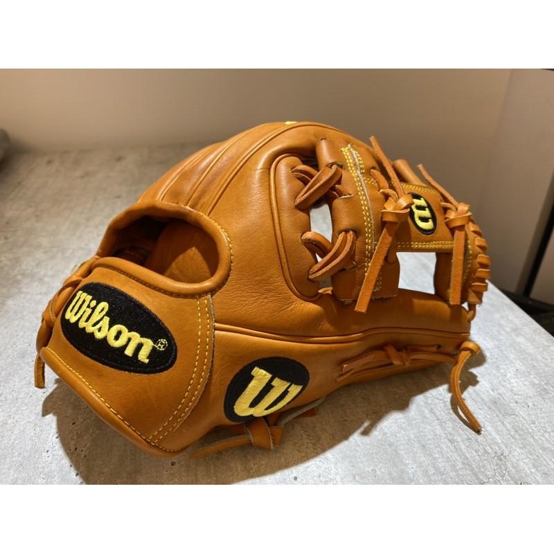 Wilson a2000 棒壘球手套 經典配色