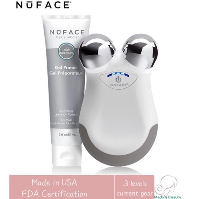 NuFACE Mini微電流提拉緊緻美容儀瘦臉