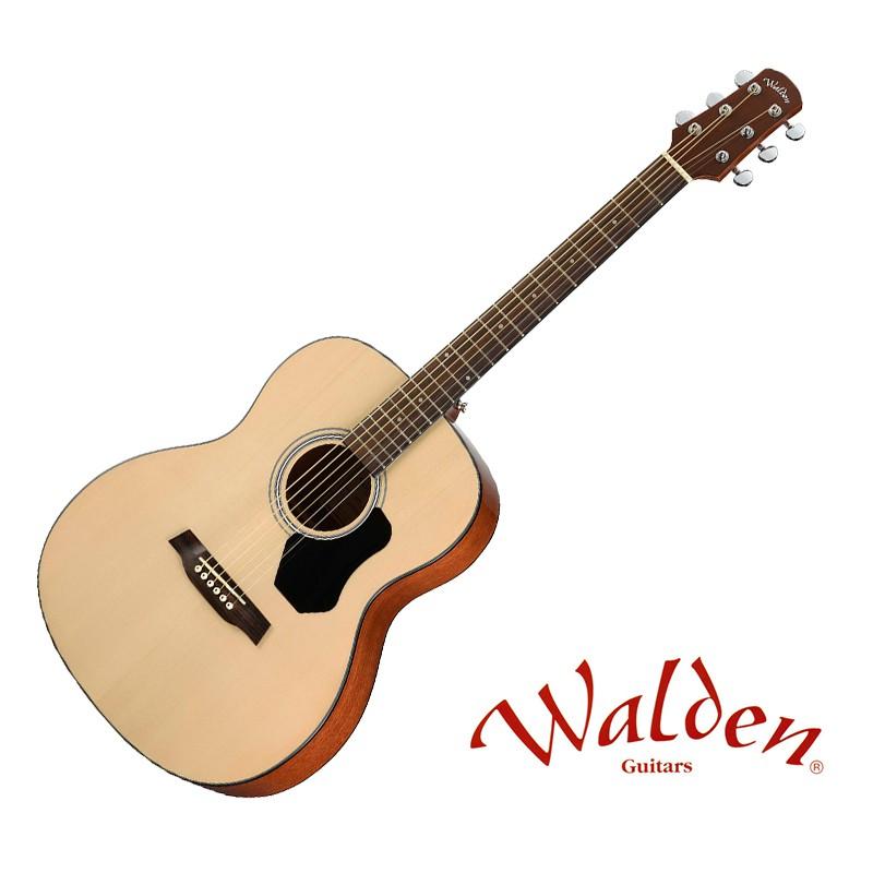 Walden O450 西堤卡雲杉木面單 40吋 民謠吉他 - 【他,在旅行】