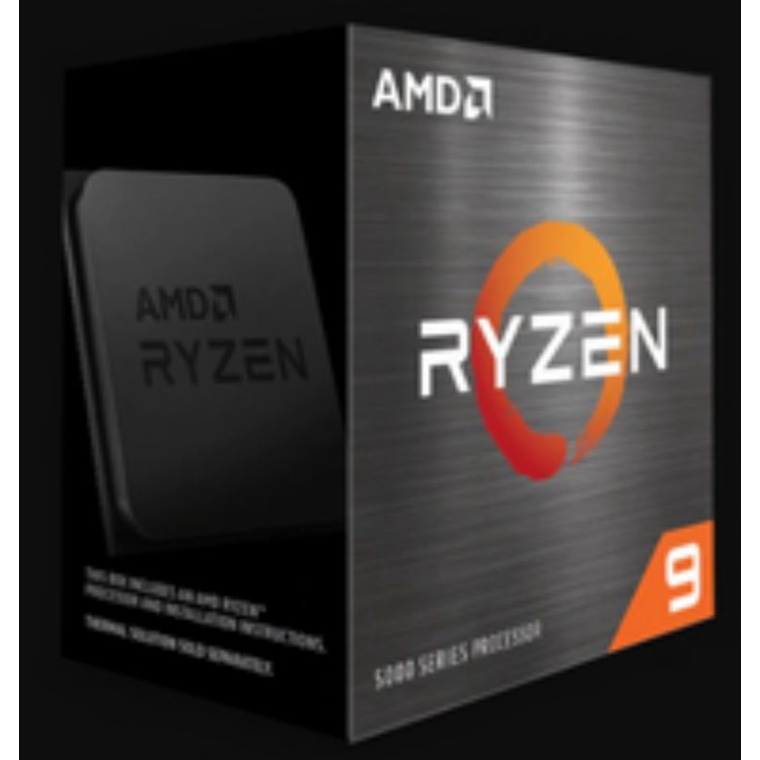 AMD Ryzen 9 5900X 12核/24緒 3.7G↑4.8G