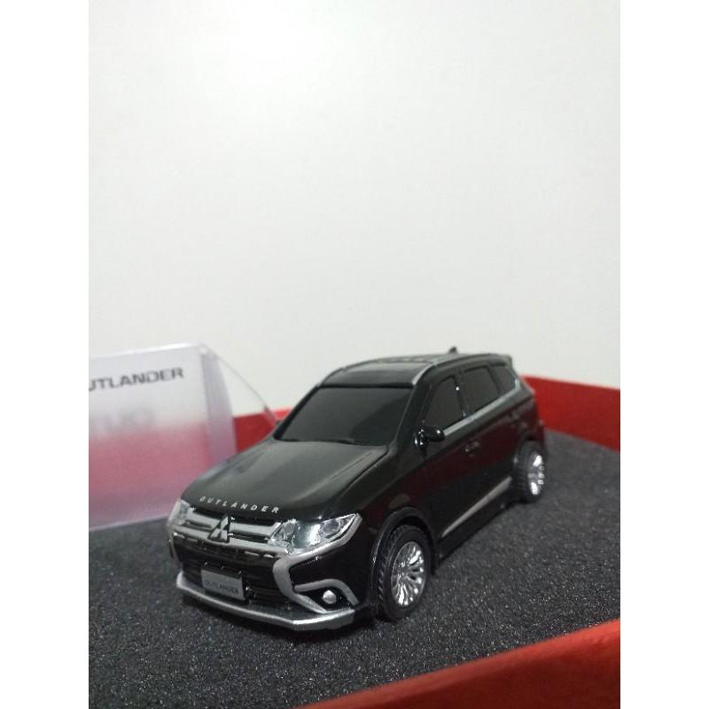 原廠 1/43 三菱 MITSUBISHI 2020 OUTLANDER 黑色 模型車